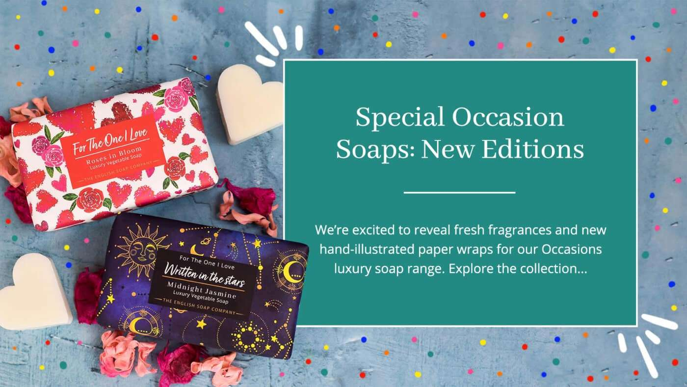Special occasion soap