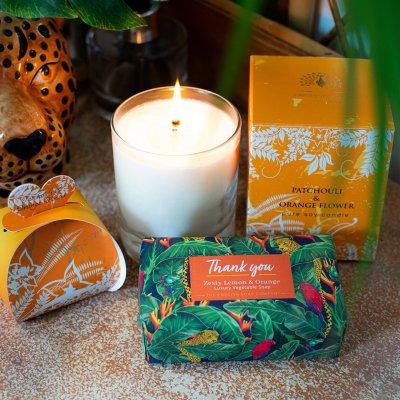Thank You Tropical Gift Set
