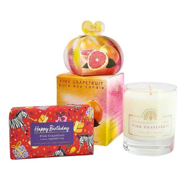 Happy Birthday Grapefruit Gift Set