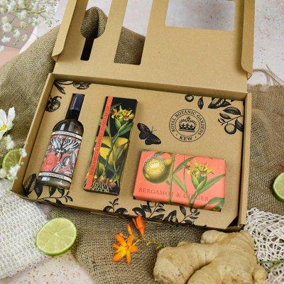 Bergamot and Ginger Gift Box