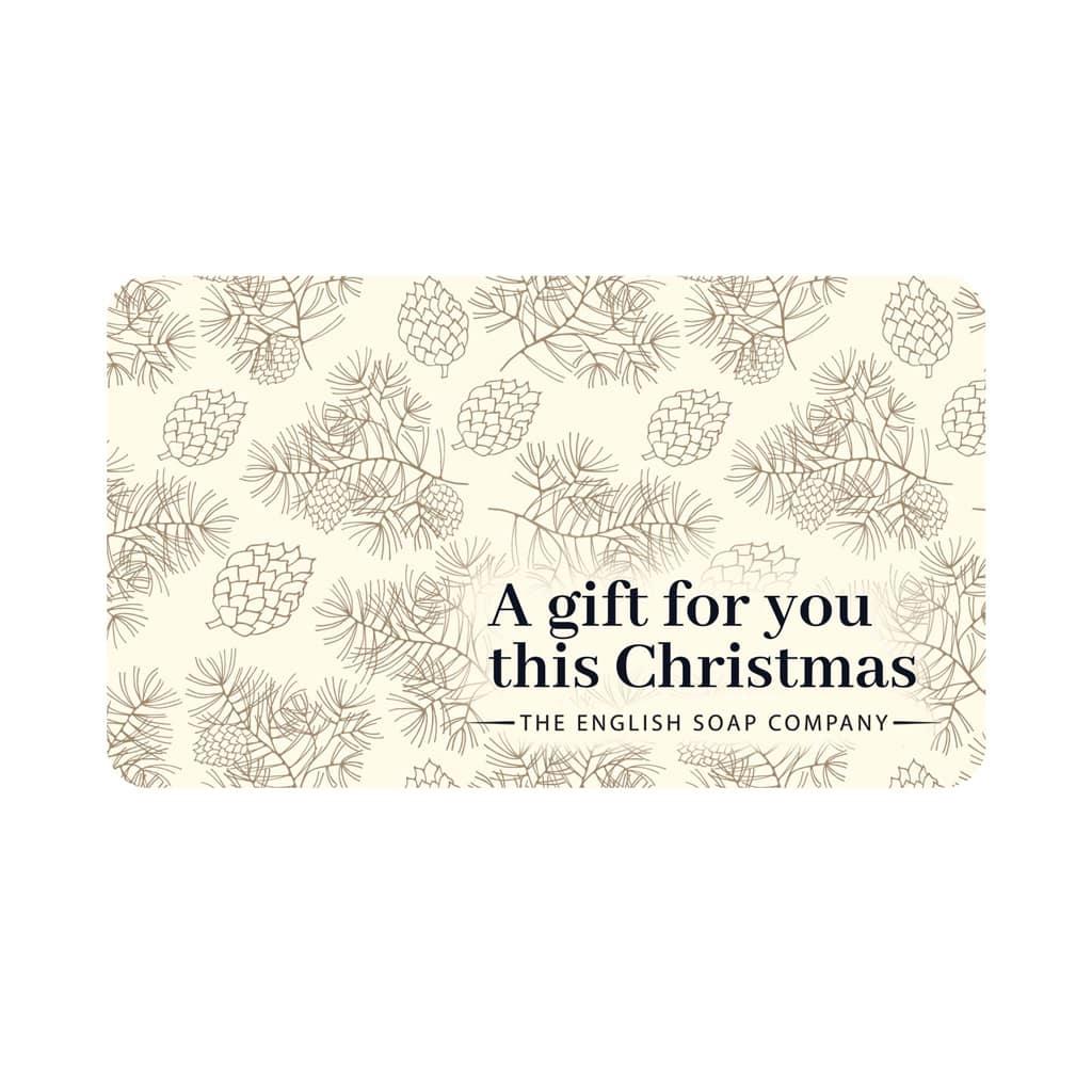 Christmas Gift E Card
