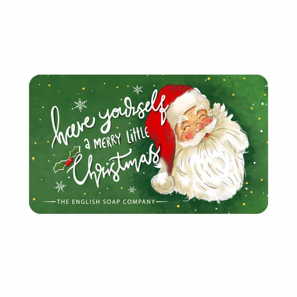 Santa E Card