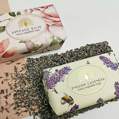 Vintage Collection Rose and Lavender