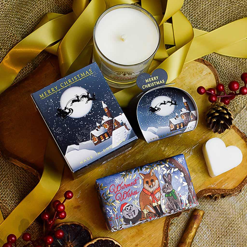 Christmas Animals Gift Set