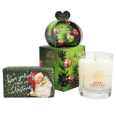 Santa's Workshop Soap Gift Set