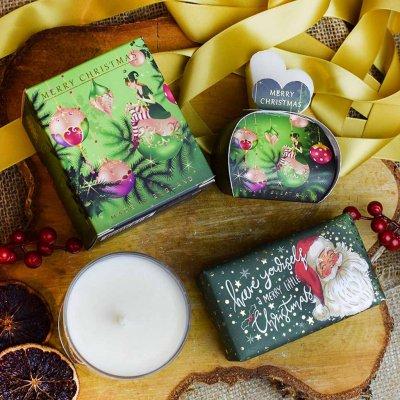 XMSET002 Santas Workshop Soap Gift Set 2lw