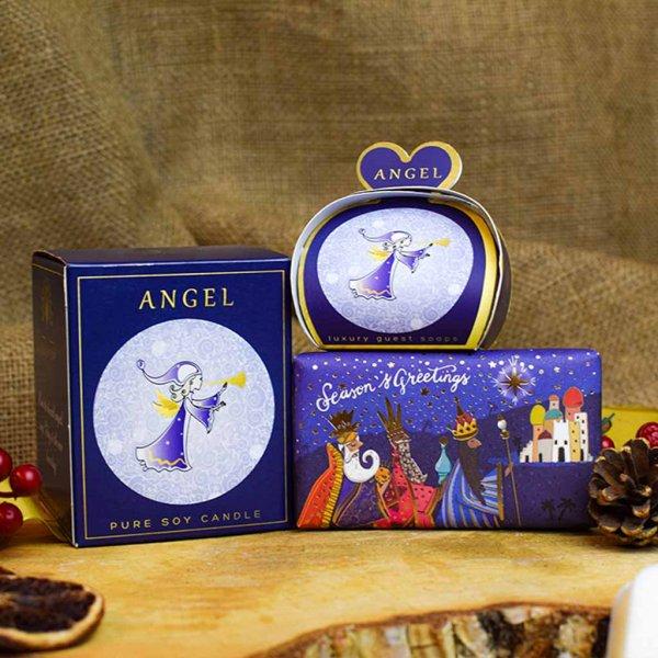 Christmas Nativity Soap Gift Set