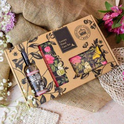 Kew Gardens Osmanthus Rose Hand Care Gift Box